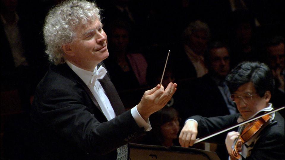 Ravel: L'Enfant et les ... / Rattle