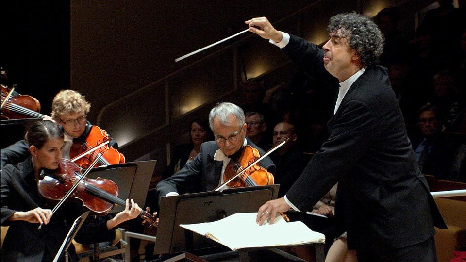 Strauss: Eine Alpensinfonie / Bychkov