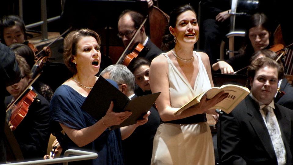 Schumann: Das Paradies und ... / Rattle