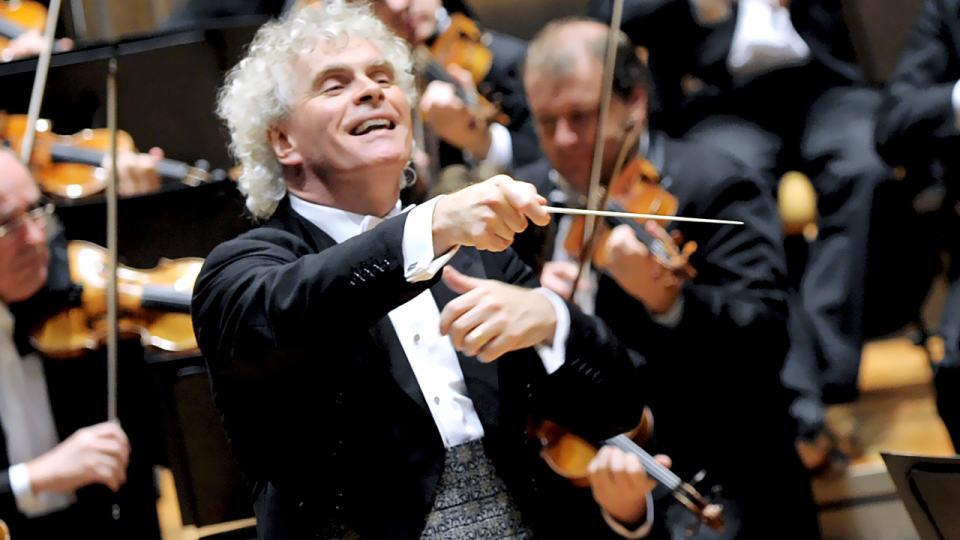 Berlioz: Symphonie fantastique / Rattle