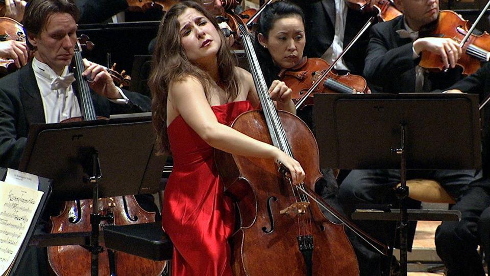 Elgar · Brahms / Weilerstein · Barenboim