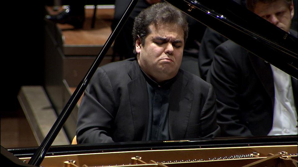 Arcadi Volodos spielt Tschaikowskys Klavierkonzert Nr. 1