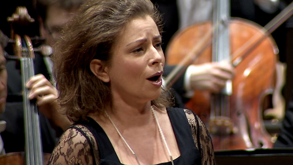 Simon Rattle dirigiert Mahlers Vierte Symphonie