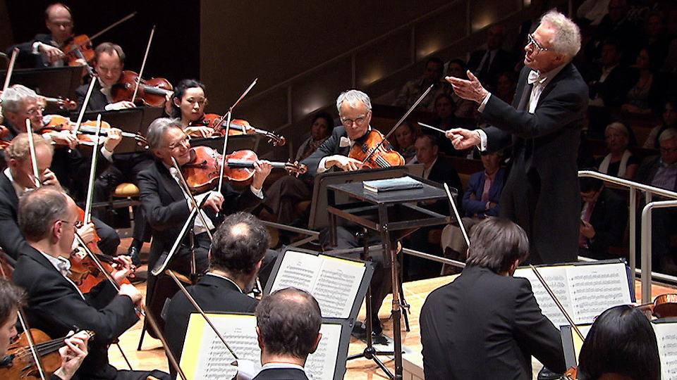 Stanisław Skrowaczewski dirigiert Bruckner