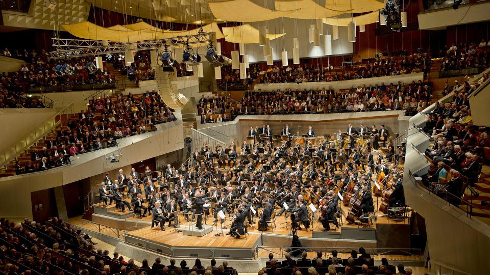 Festkonzert »50 Jahre Berliner Philharmonie«