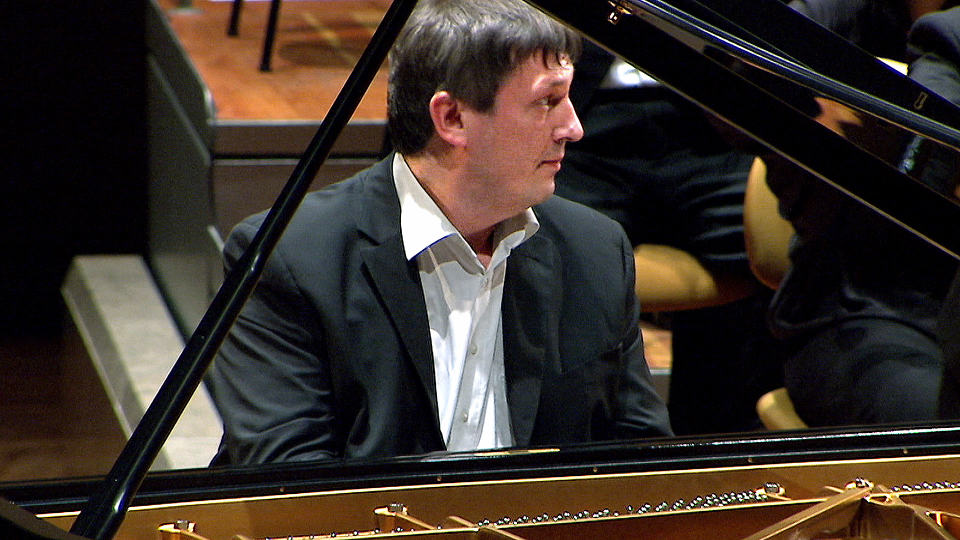 Liszts Klavierkonzert Nr. 1 mit Tugan Sokhiev und Boris Berezovsky