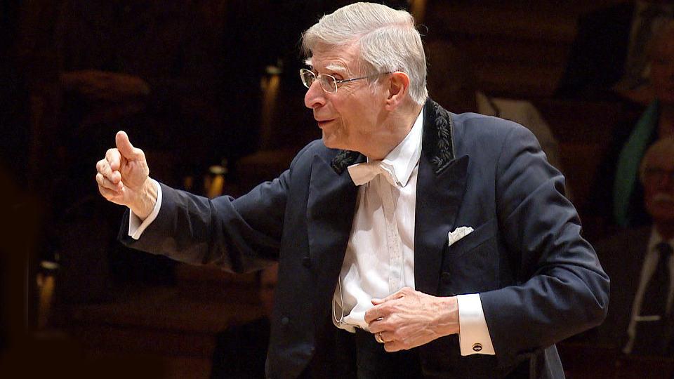 Herbert Blomstedt dirigiert Beethovens Missa solemnis