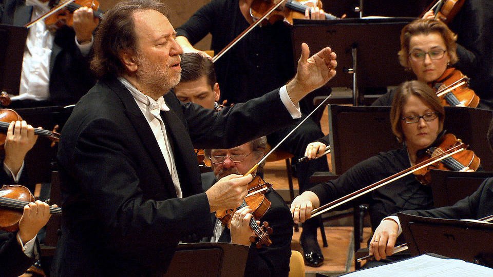 Riccardo Chailly dirigiert Bruckners Sechste Symphonie