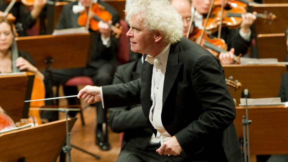 Simon Rattle conducts Mahler's Second Symphony