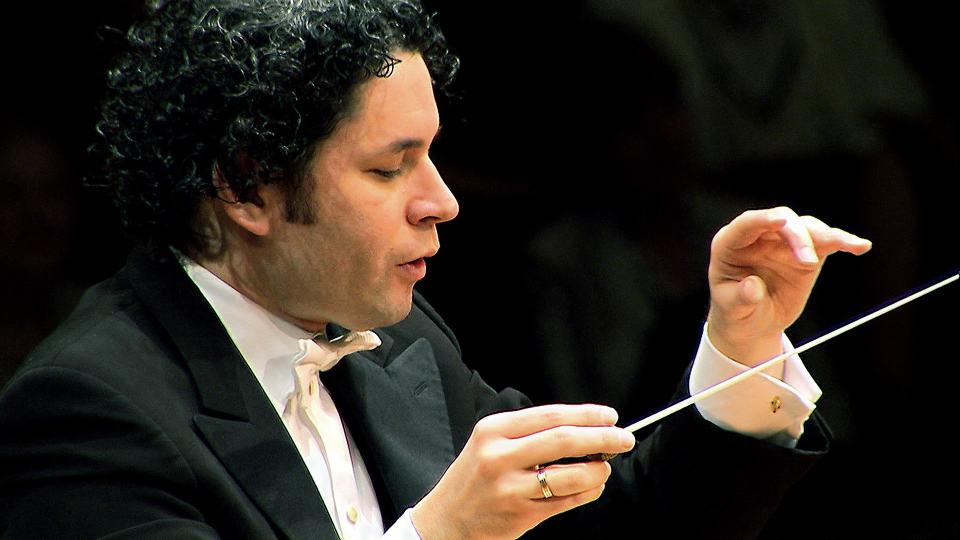 Gustavo Dudamel and Leonidas Kavakos