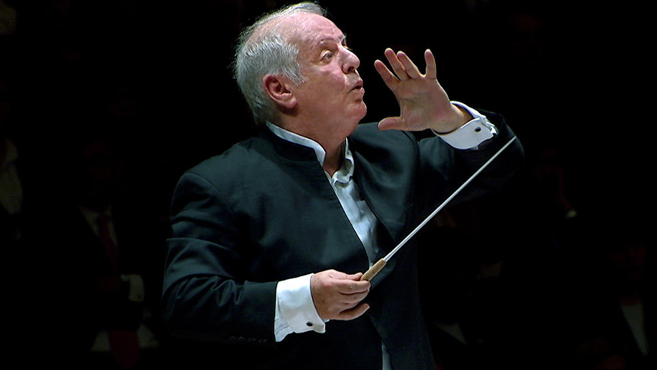 Daniel Barenboim dirigiert Elgars »The Dream of Gerontius«