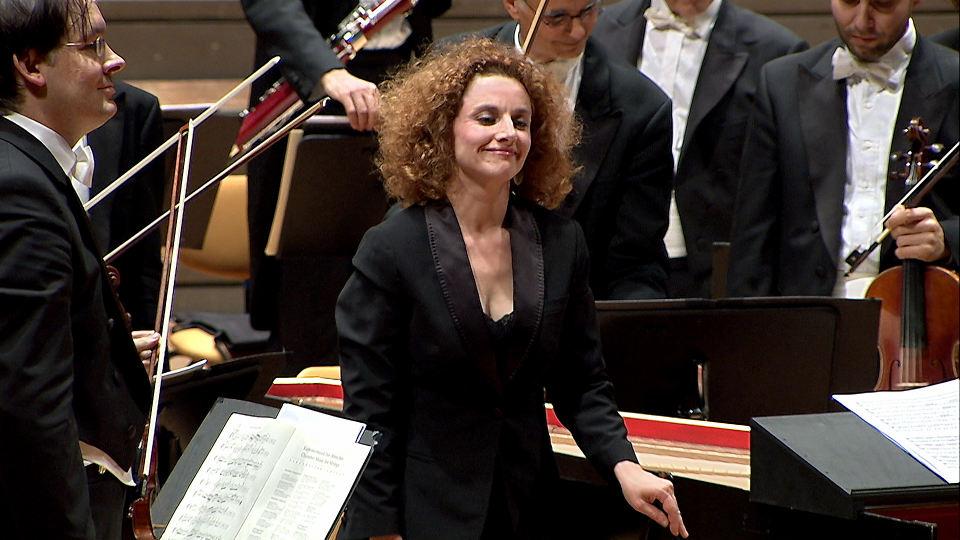 Emmanuelle Haïm dirigiert Händel und Rameau