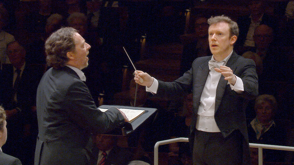 "Daniel Harding conducts Schumann's ""Scenes from Goethe's Faust"""