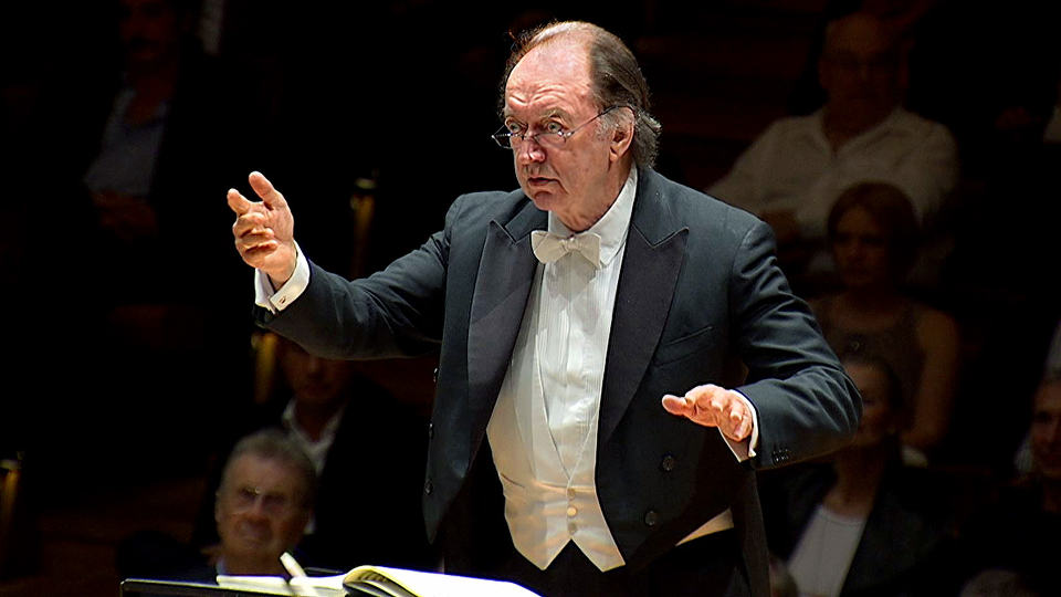 A Beethoven evening with Nikolaus Harnoncourt