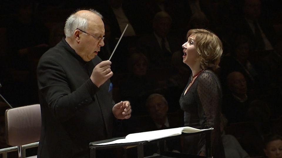 Neeme Järvi dirigiert Strauss' »Don Juan« und Schostakwitschs Symphonie Nr. 14