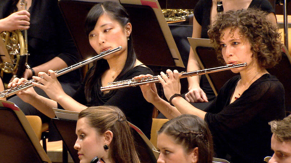 Jubiläumskonzert der Jungen Deutschen Philharmonie
