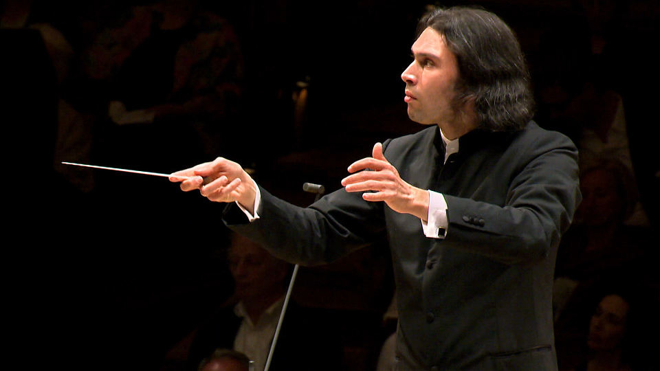 Vladimir Jurowski conducts Mahler and Stravinsky