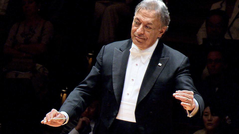 Zubin Mehta dirigiert Mahlers Erste Symphonie – und eine Entdeckung