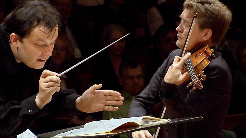 Andris Nelsons und Christian Tetzlaff