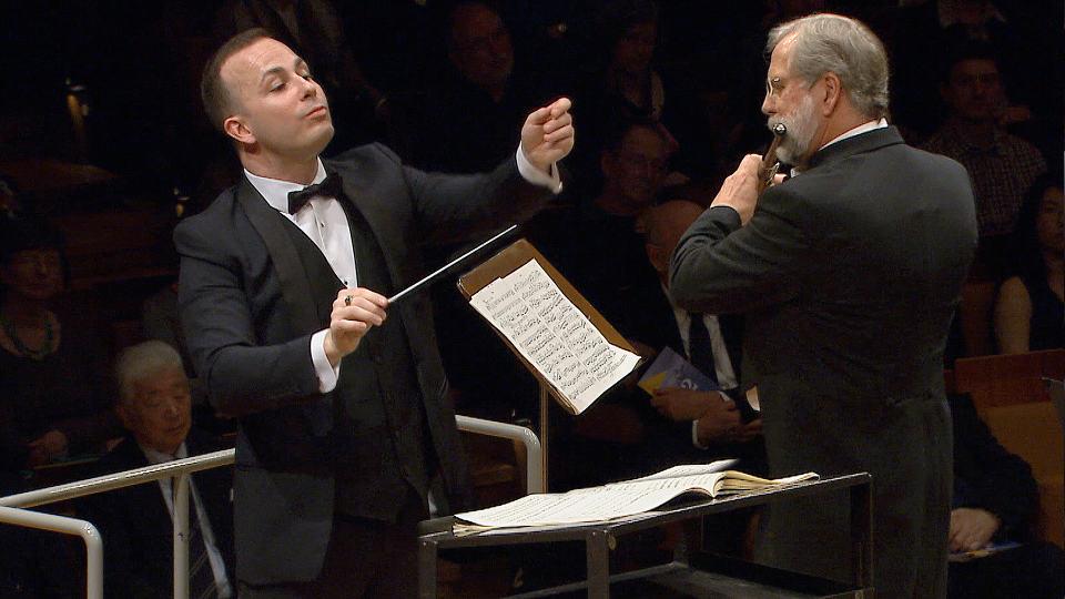 Yannick Nézet-Séguin dirigiert Mahlers Symphonie Nr. 4