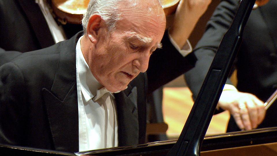 Christian Thielemann und Maurizio Pollini mit Mozarts Klavierkonzert Nr. 21