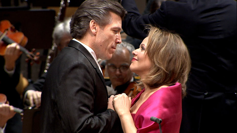 A Richard Strauss evening with Christian Thielemann, Renée Fleming and Thomas Hampson
