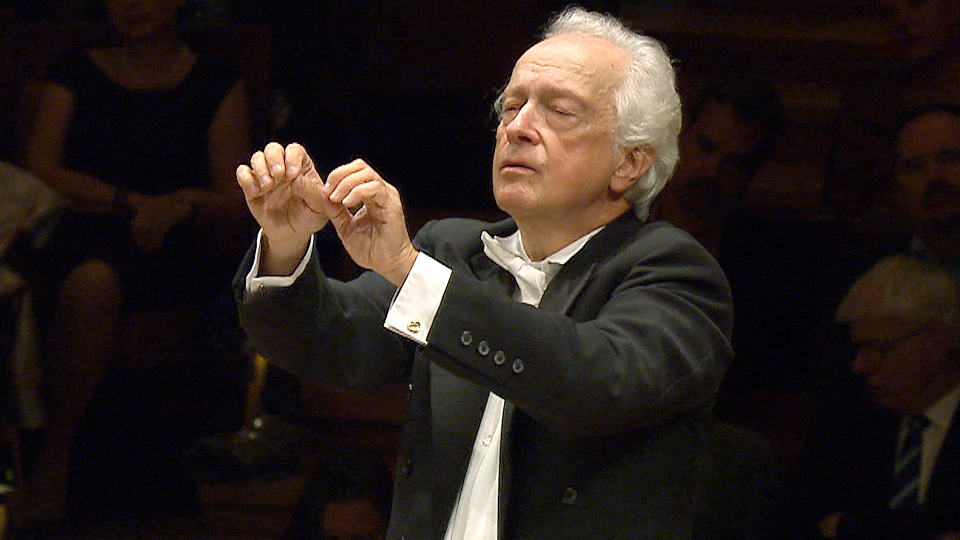 Antoni Wit conducts Penderecki's St Luke Passion