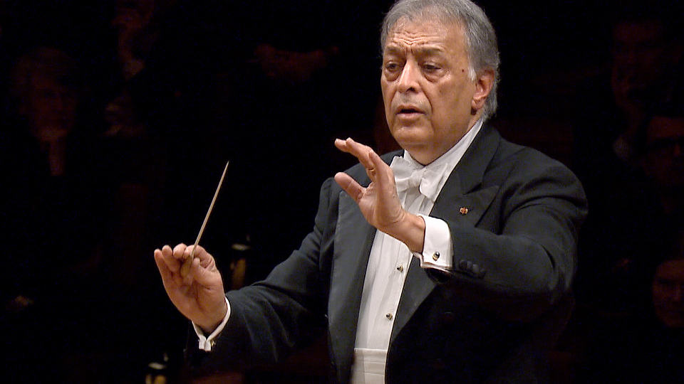 Zubin Mehta with Beethoven, Strauss and Webern | Digital Concert Hall